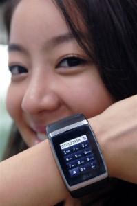 LG files smartphone/smartwatch hybrid
