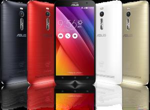 Asus unveils 'super-selfie smartphone'