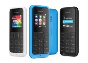 Microsoft unveils new Nokia 105