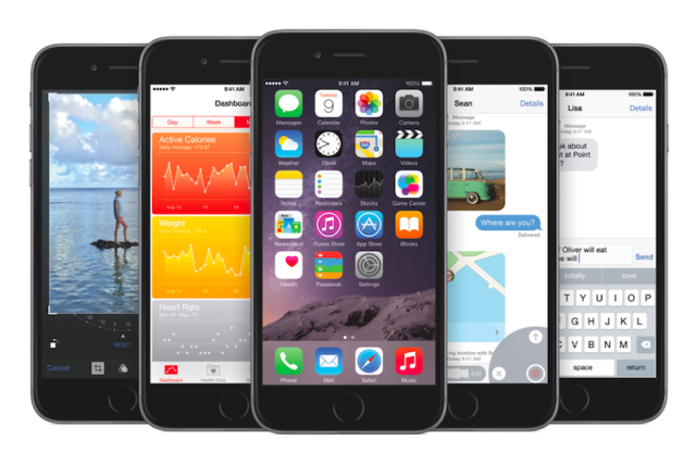 3D Touch among the innovative new features included with iPhone 6s