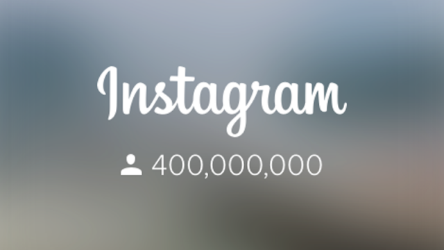 Instagram hits 400m users, overtaking Twitter