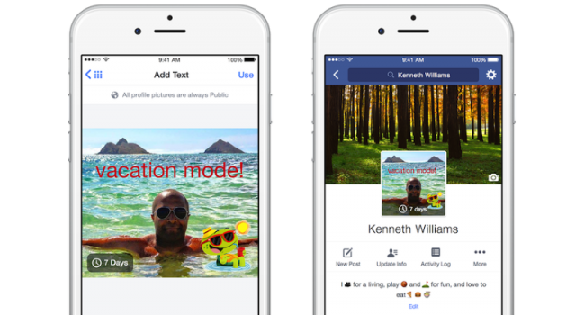 Facebook revamps mobile profiles