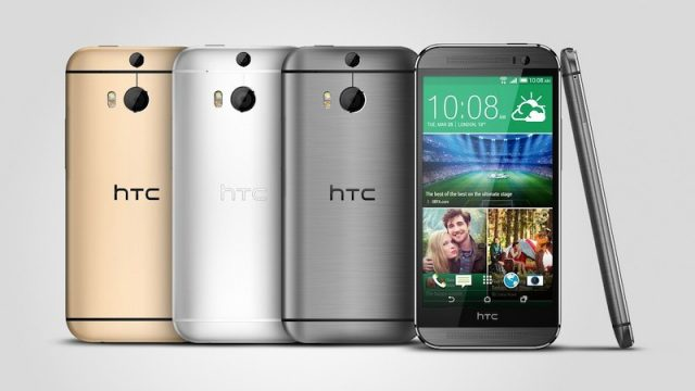 Striking design and newest tech combine on HTC One A9