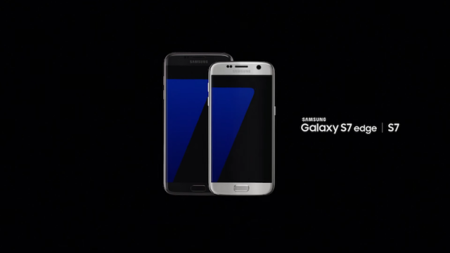 Samsung unveils Galaxy S7 and Galaxy S7 edge