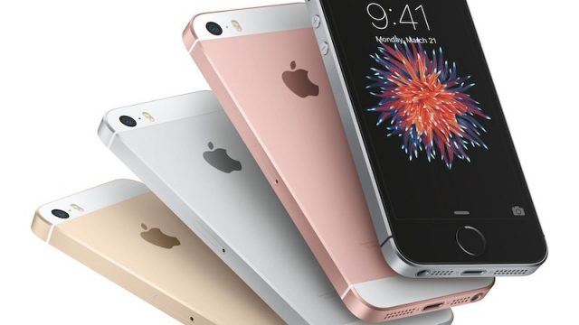 Apple unveils 4-inch iPhone SE
