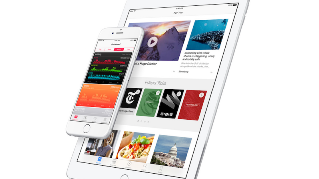 Night Shift feature among new updates for iOS 9.3