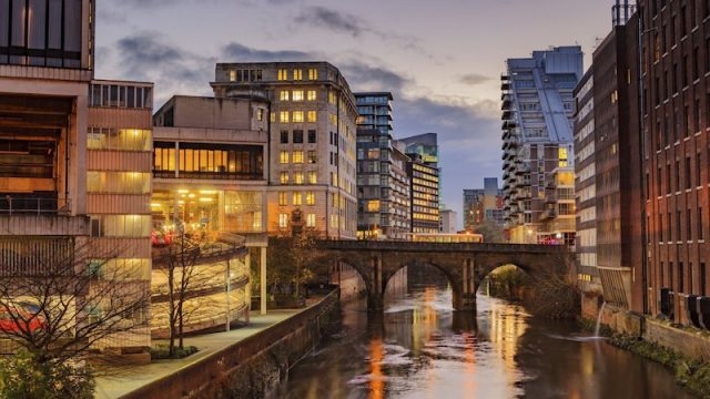 Manchester boasts fastest UK mobile performance