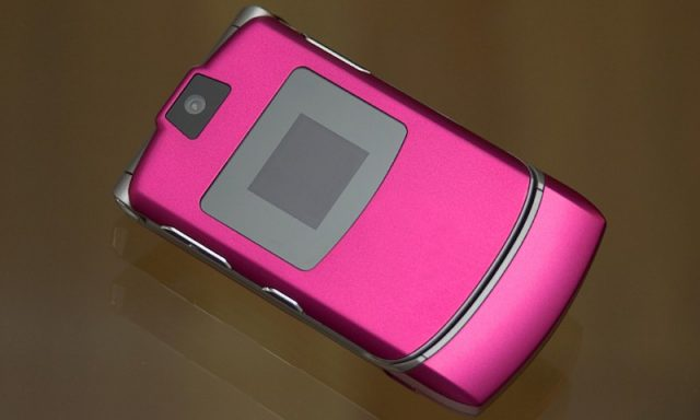 The Razr returns: Could the flip phone be making a comeback?