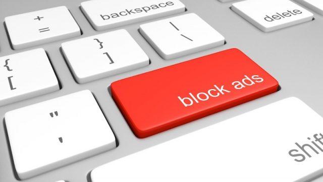 Three set to trial ad-blocking technology