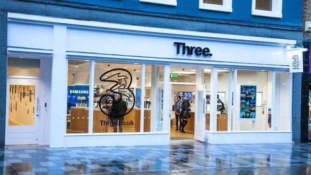 Three takeover of O2 blocked by EU