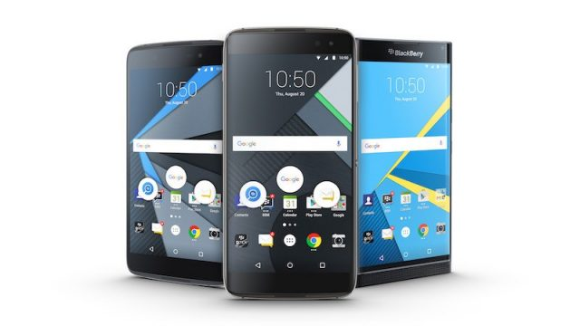 Will the DTEK60 be BlackBerry's last Android smartphone?