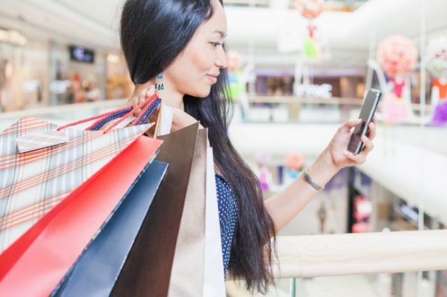 Smartphone shopping surge forecast for next four years