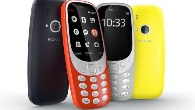 Nokia announces major relaunch of iconic 3310