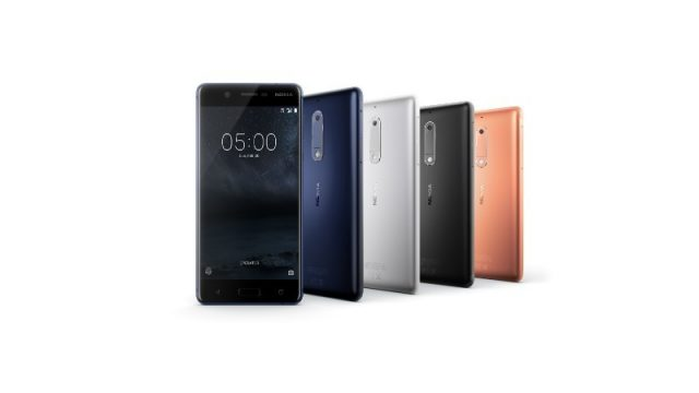 UK release dates confirmed for Nokia 3, 5 and 6