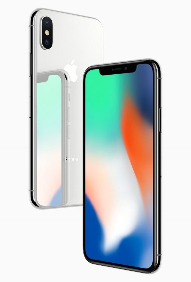 Apple offers Face ID on new iPhone X