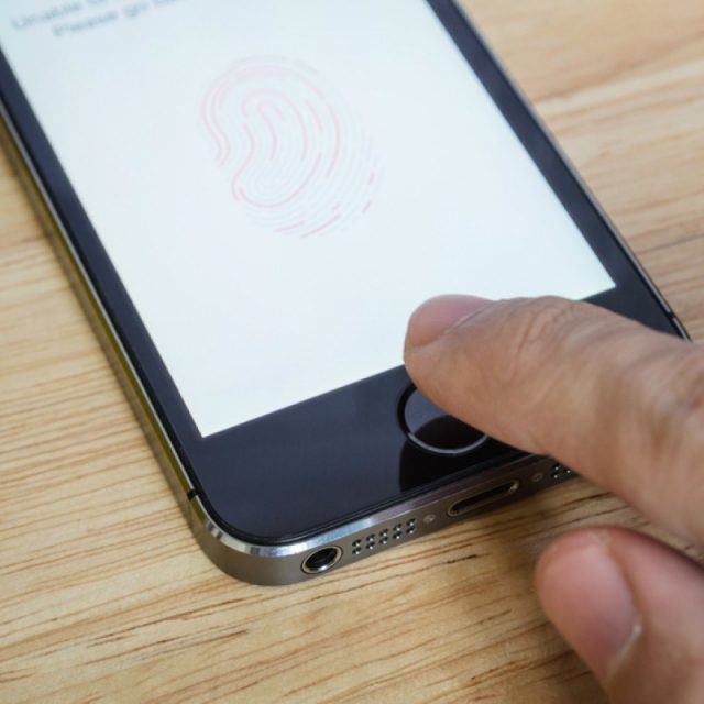 Is the world's first in-display fingerprint scanner coming?