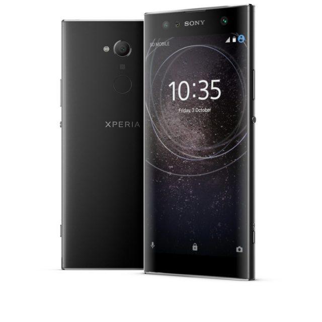 Sony unveils three new smartphones at CES