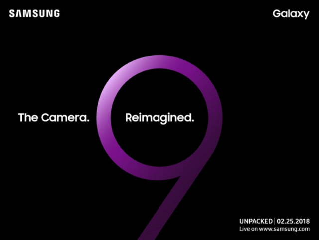Samsung Galaxy S9 gets release date at last