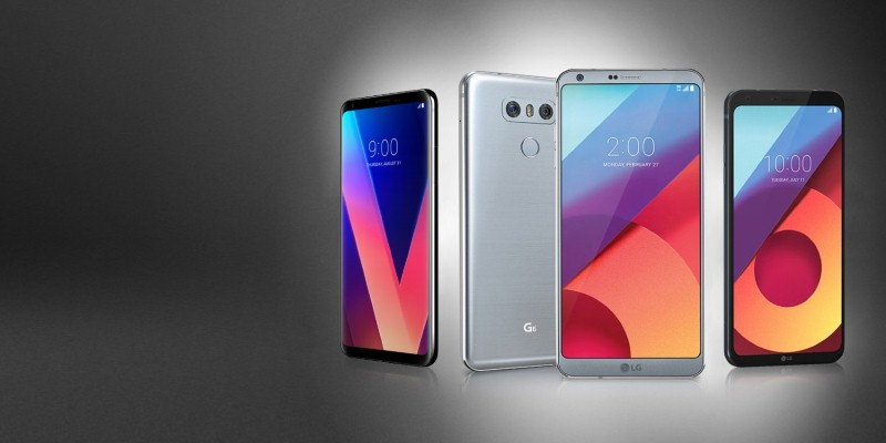 Cellphone shop - LG is open to fixing its new phone's Samsung-like mistake
