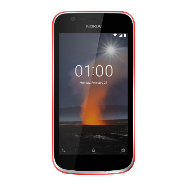Low-cost Nokia 1 smartphone hits UK stores