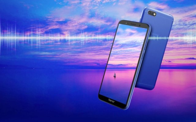 Honor 7S launches for just under £100