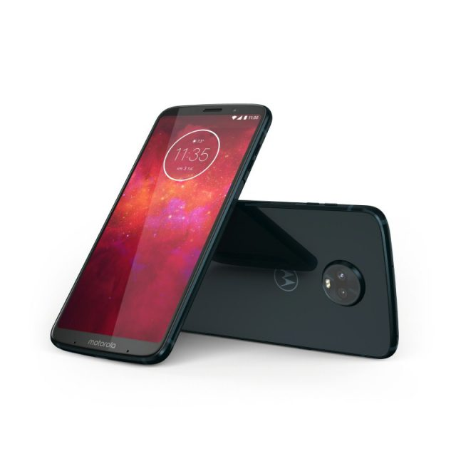 Motorola unveils new and improved Moto Z3 Play