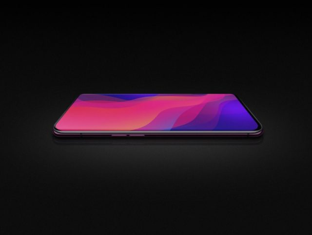 Oppo Find X and Vivo Nex: comparing the all-screen smartphones