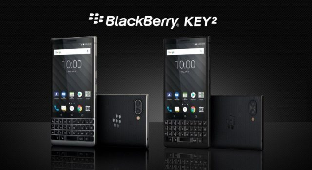 The BlackBerry reinvents itself with the new Blackberry KEY2