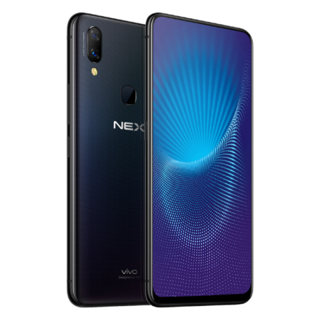 Vivo Nex: has the all-screen smartphone dream been realised?