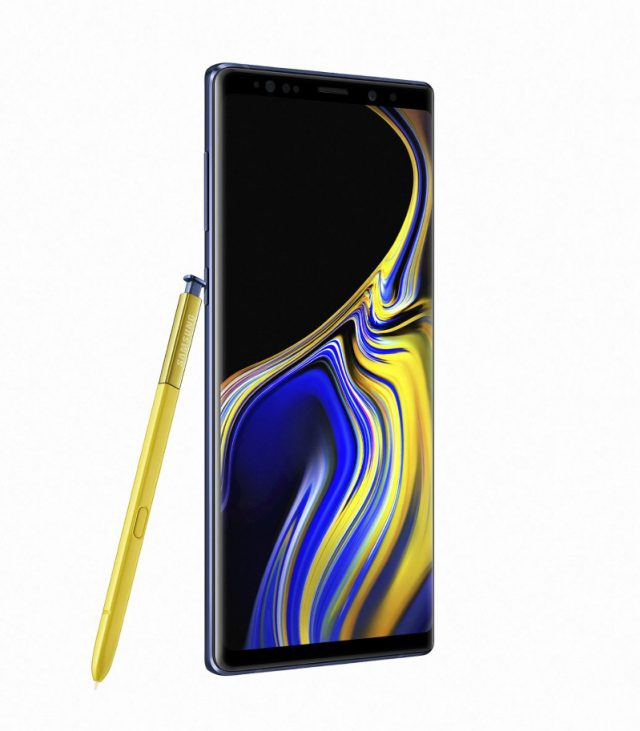 "Critics praise ""big, beautiful"" Samsung Galaxy Note 9"