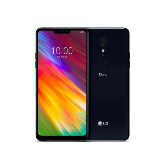 LG unveils G7 One and G7 Fit smartphones