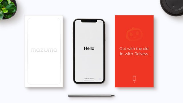 Mazuma ReNew Phones: the New NEW in Mobile