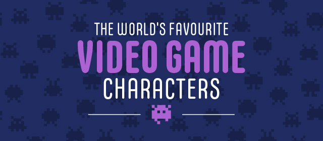 The World's Favourite Video Game Characters